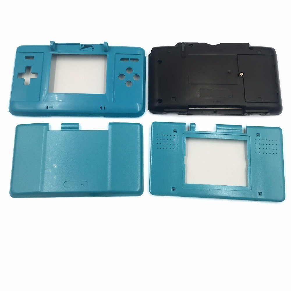Vivi Audio® Full Housing Shell Case Replacement Parts Cover For Nintendo DS NDS Color Blue