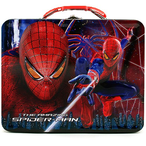 (The Amazing Spider-Man Tin Lunch Box [Web Slinger])
