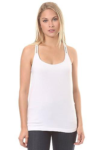 Bench Jersey Strap Top Solid, Camiseta sin Mangas para Mujer
