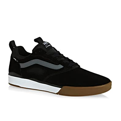 Vans UltraRange Pro Shoes UK 12 Black Gum White  Amazon.co.uk  Shoes ... e1e791ce4