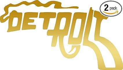 Amazoncom Angdest World Cup Detroit Smoking Gun Metallic Gold