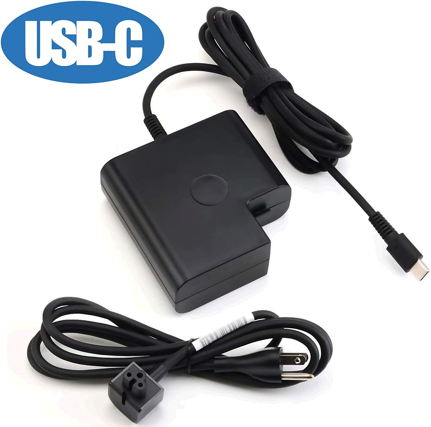 65W USB Type-C Charger Adapter for HP Spectre X360 13 15 13-AC000 13-AE000 13-AF000 13-AW0000 13-AP0000:13-AC033DX 13-AW0013DX 13-AW0023DX 13-AP0033DX 13-AP0023DX 925740-002 860065-002 860209-850