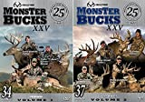 Monster Bucks 25 vol.1 and vol.2