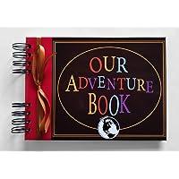 Álbum de fotos scrapbook Our Aventure Book 15,7x21,5cm presente namorados