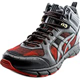 Onitsuka Tiger Harandia MT Mens Red Suede Lace Up Sneakers Shoes