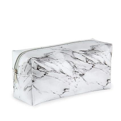 Bolsa de aseo de mármol, KOBWA, bolsa de almacenamiento de ...