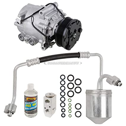 Amazon.com: AC Compressor w/A/C Repair Kit For Saturn Vue 2004 - BuyAutoParts 60-80361RK New: Automotive