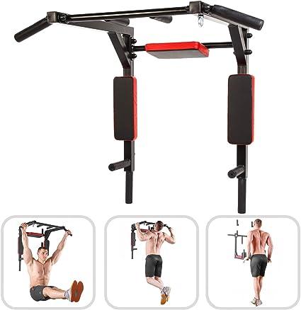 NEW DOOR GYM Esercizi Pull Up Bar dello Sport Fitness Chin