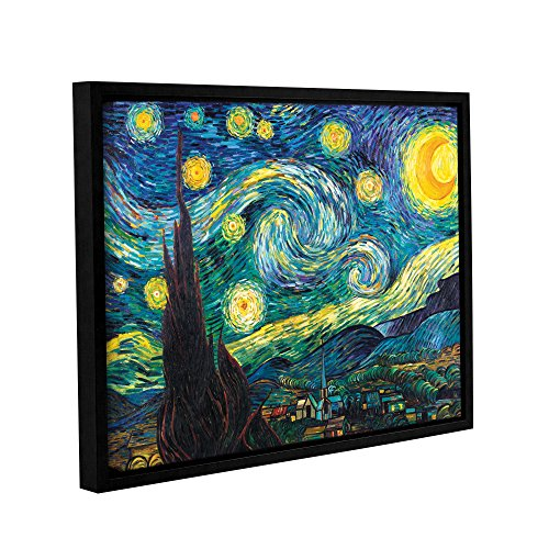 "Art Wall ""Starry Night"" Floater Framed Gallery-Wrapped for sale  Delivered anywhere in Canada"