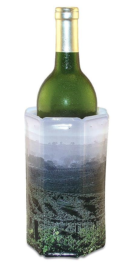 Compra Vacu Vin 3881560 - Enfriador para Botellas de Vino, diseño ...