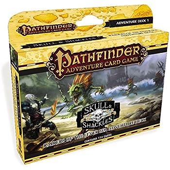 Amazon.com: Pathfinder Adventure Juego de cartas: Skull ...