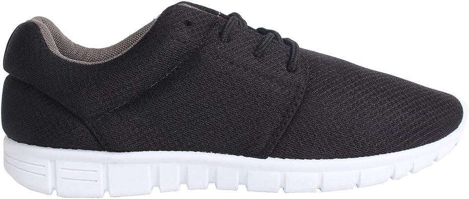 Fabric Mujer Mercy Runners Zapatillas Cordones Deporte Running Entrenar Zapatos: Amazon.es: Zapatos y complementos
