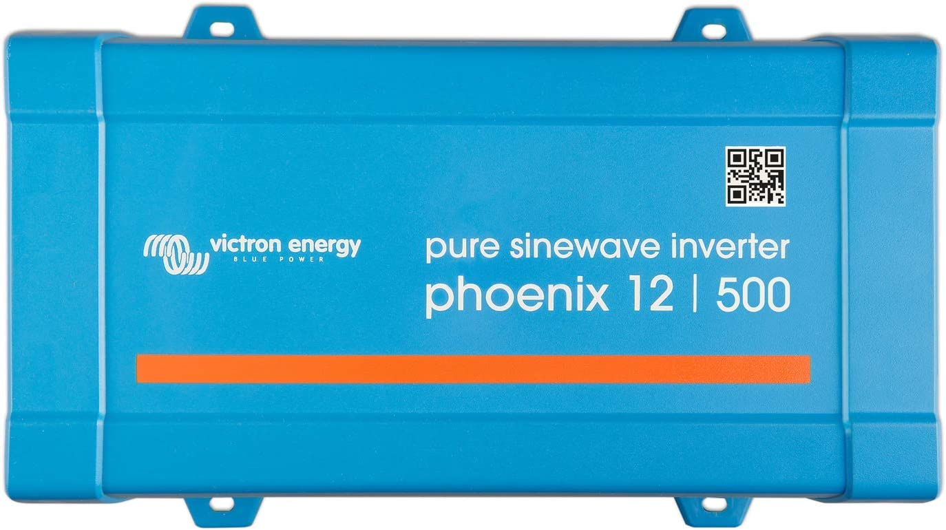 Victron Energy Inverter, Phoenix 12V 500W 120V