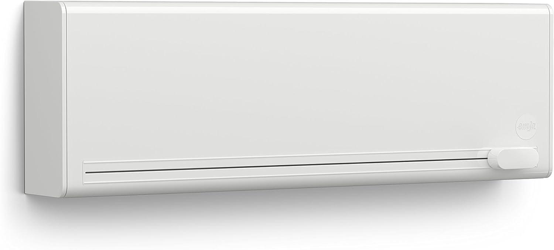 Emsa Smart Folienschneider Folien Schneider Rollenhalter Kunststoff Grün 7.7 cm
