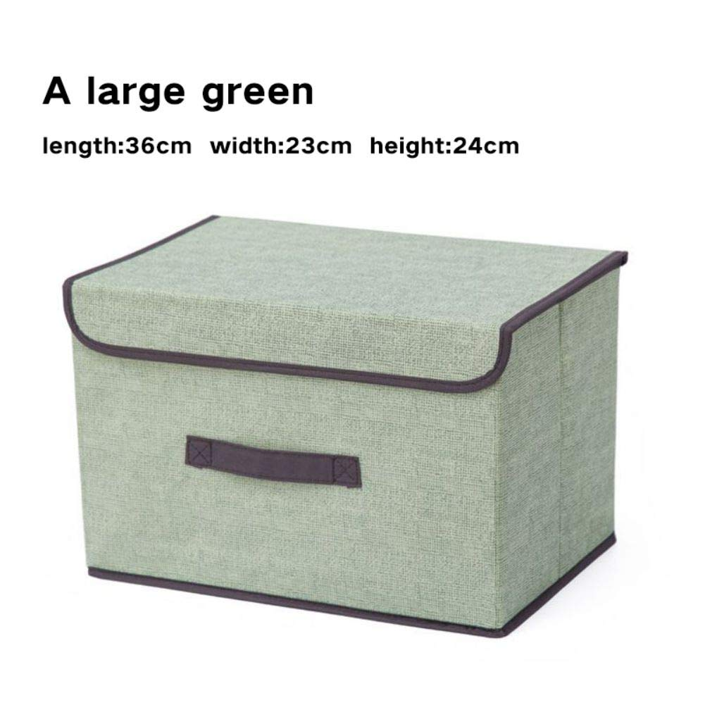 Coherny Storage Boxes with Lids Home Storage Baskets Containers Bins Home Organizer Boxes by Coherny