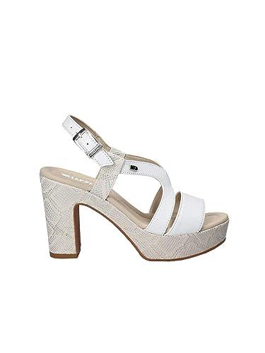 VALLEVERDE 32511 High Heeled Sandals Women: Amazon.co.uk