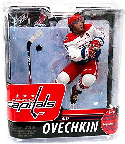 McFarlane Toys NHL Washington Capitals 2011 Series 29 Alexander Ovechkin (6) Action Figure