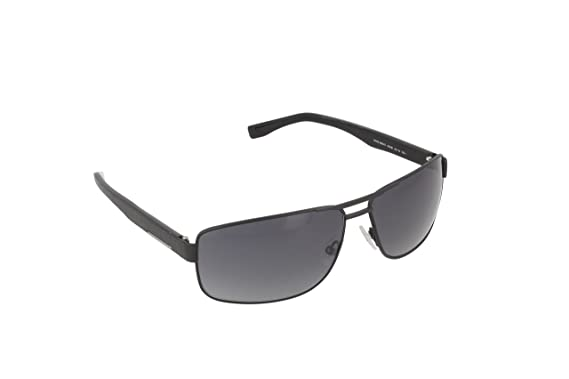 e35775dd5a8 Amazon.com  Hugo Boss sunglasses BOSS 0668 S 10GHD Metal Black Grey Gradient   Clothing