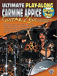 Carmine Appice, Guitar Zeus: Ultimate Play-Along Drum Tax (Book & 2 CDs)