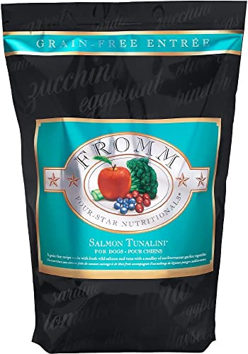 Fromm Four-Star Salmon Tunalini Dog Food
