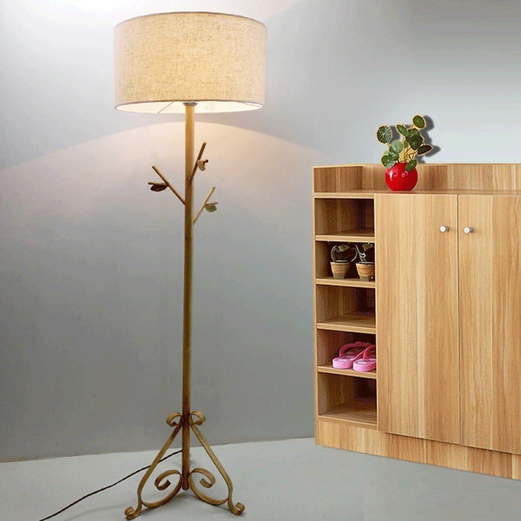 Lámpara de pie Lámpara de Piso Moderna Simple de Ramas de árbol de ...