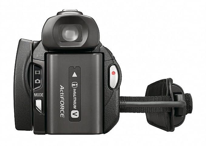 Sony CX700VE - Videocámara (CMOS, 12,3 MP, 1/0,113 mm (1/2.88 ...