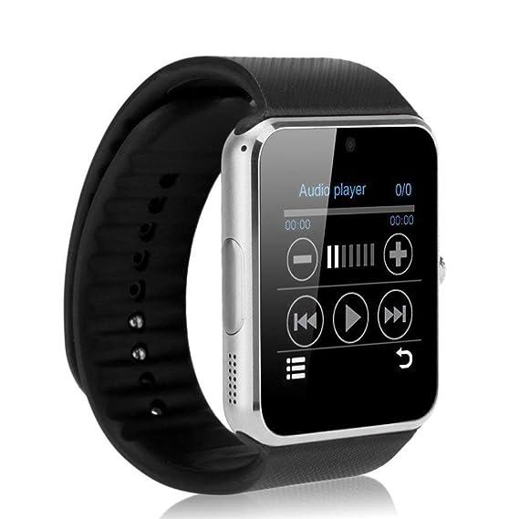 Shop Story – Reloj inteligente compatible con todos los smartphones de Android y iPhone – Versión