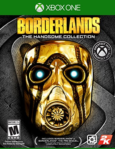 Borderlands: The Handsome Collection - Xbox One (Best 4 Player Local Xbox One Games)