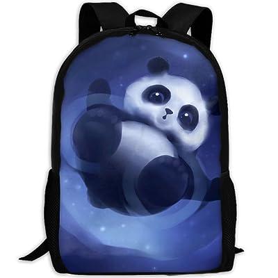 70%OFF Jumping Panda Luxury Print Men And Women's Travel Knapsack