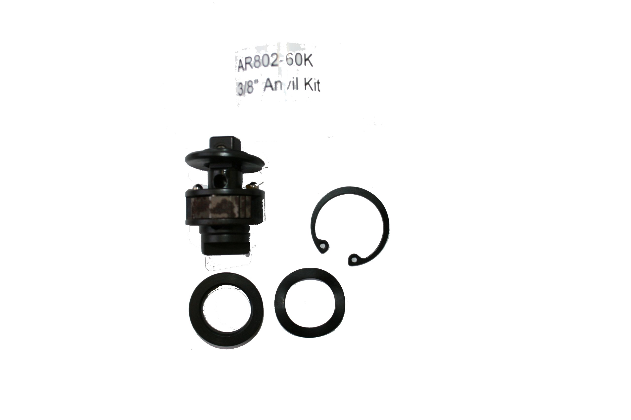 AIRCAT AR802-60K Easy Fix Repair Kit for Air Ratchet