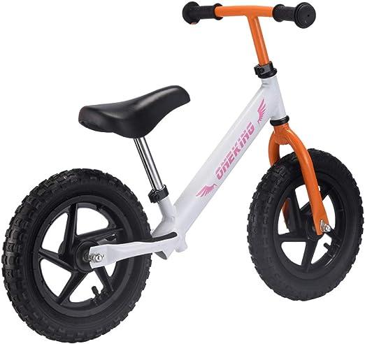 Bicicleta de Equilibrio con sin Pedal Ajustable Asiento y Manillar ...