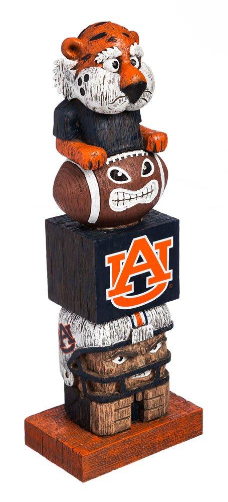 Team Sports America NCAA Auburn Tigers Tiki Totem
