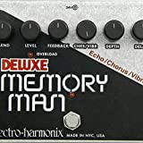 【国内正規品】 ELECTRO-HARMONIX アナログディレイ/コーラス/ビブラート Deluxe Memory Man