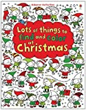 Lots of Things to Find and Color for Christmas, Fiona Watt, 0794531741
