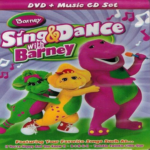 Buy Special DVD : Barney: Sing & Dance W/ Barney On Sale