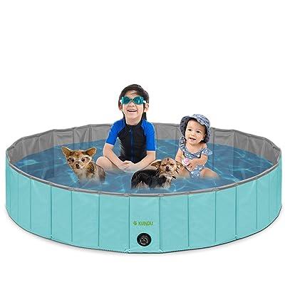 Kundu Round Heavy Duty PVC Outdoor Pool/Bathing Tub