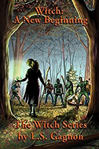 Witch by L.S. Gagnon ebook deal