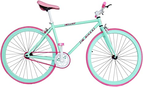 Wizard Industry Fixie Soho H04 Bicicleta Urbana, Unisex Adulto ...