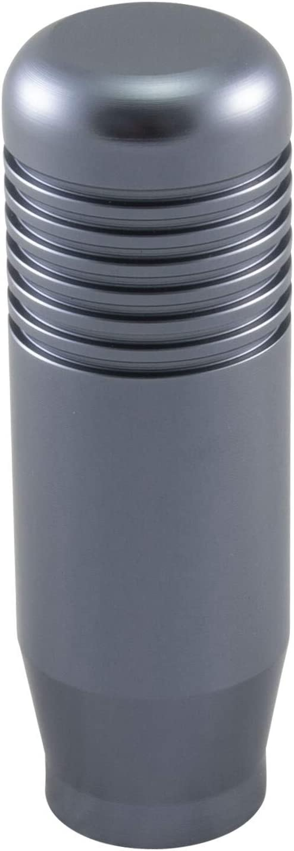 Grau Universal Aluminium Schaltknauf