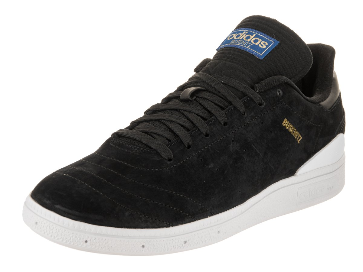 adidas Originals Men's Superstar Vulc Adv Shoes 8 D(M) US|Cblack/Ftwwht/Blubir