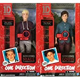 One Direction Singing Niall Doll & One Direction Singing Louis Doll Bundle