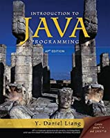 Introduction to Java Programming, AP Version Front Cover