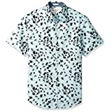SHIRT mens Amazon, модель Original Penguin Men's Short Sleeve Flying Birds Shirt, артикул B0761968HZ