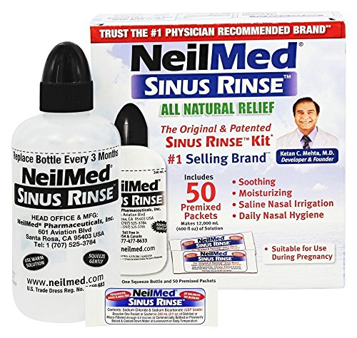 We Analyzed 7,823 Reviews To Find THE BEST Sinus Rinse Kit