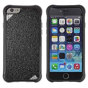 Suave TPU Caso Carcasa de Caucho Funda para Apple Iphone 6 / Road Freedom Car Petrol Head / STRONG