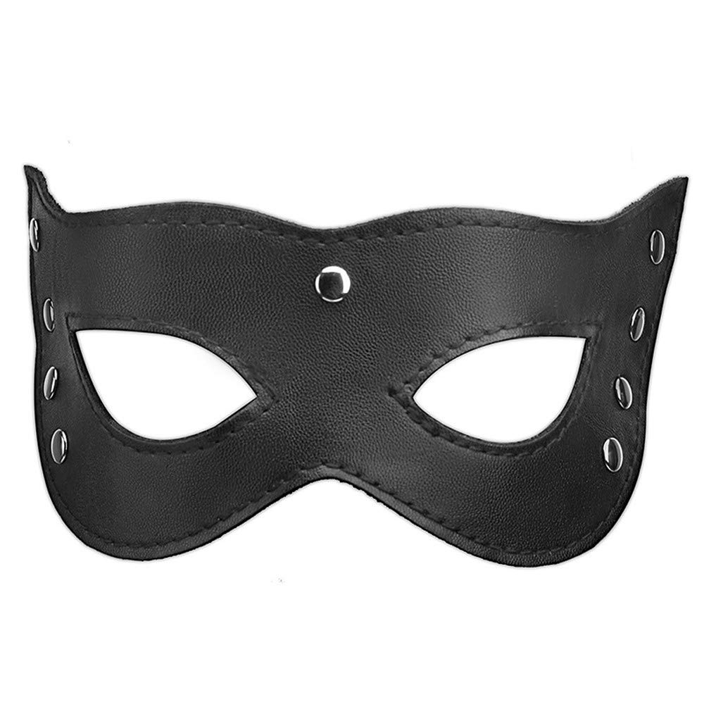 Sexo Juguetes Pareja Vibratorio SM Glasses Eye Patch Eyeshade Adult Sex Game MáScara Goggles Party Cosplay Ansenesna-se