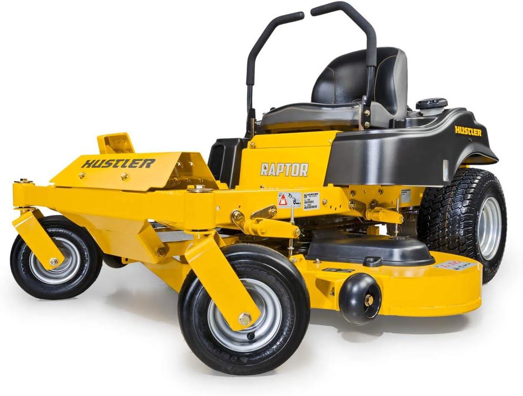 "Hustler Turf Equipment 42"" Raptor Zero Turn Riding Lawn Mower"