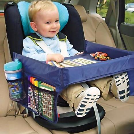 Tavolino Da Auto.Tavolino Da Viaggio Per Seggiolone Play N Snack Tray
