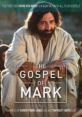 the gospel of mark dvd
