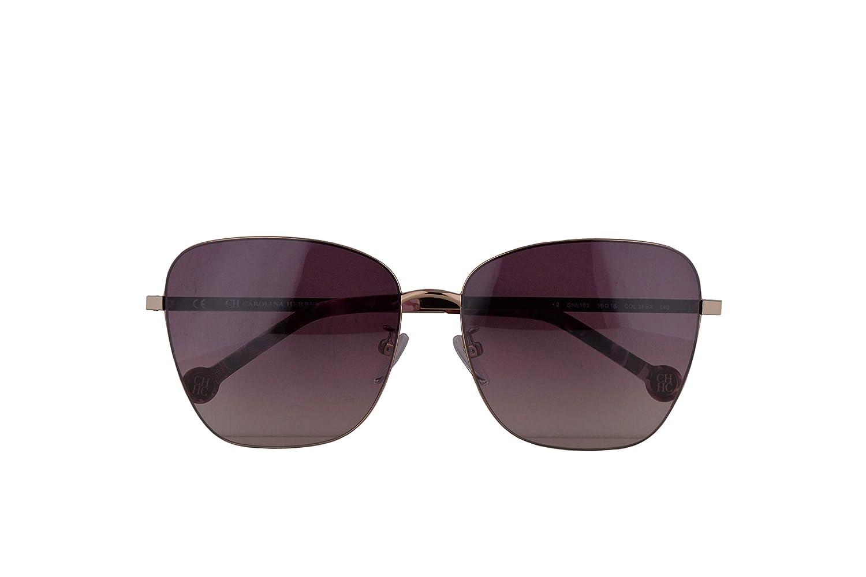 Amazon.com: Carolina Herrera SHE103 - Gafas de sol con lente ...